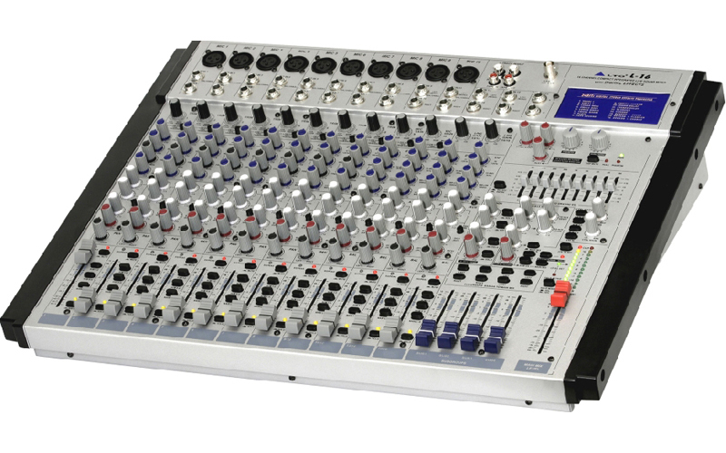 Native Instruments Traktor Kontrol S2 Mk2 together with Flight Cased Yamaha Mg16xu 19x22 Format 16 Channel Mixer With On Board Effects 1581 P in addition 300812115031 also 849022 Help Me Build Xlr Xlr 1 4 B Footswitch in addition L 20. on trs audio jack