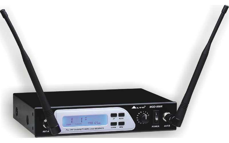 Alto Professional Legacy Wireless Mic Systems Series