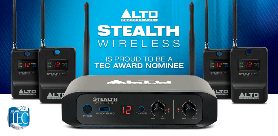 Stealth Wireless TEC Award