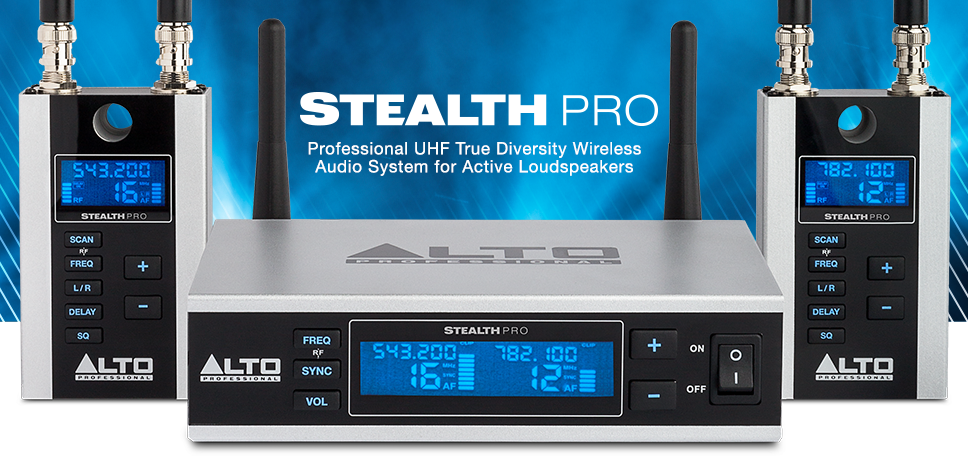 Stealth Pro