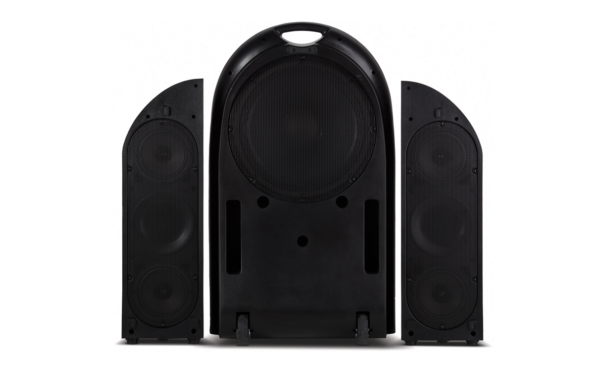 Alto Professional Legacy Pa Systems Series Mixpack Loudspeaker Protection And Muting Back