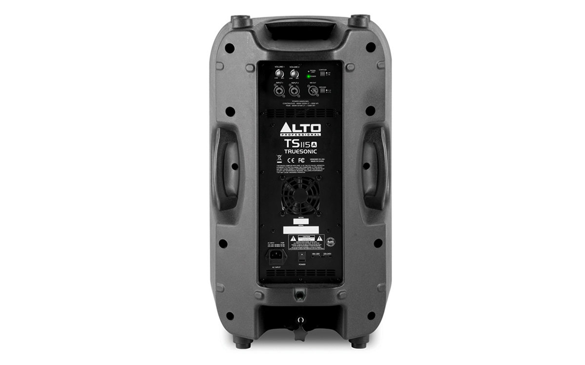 Alto Professional Legacy Speakers Series Gt Ts115a