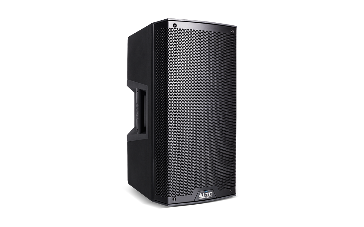 Alto Professional Truesonic 3 Series Ts312 Coil Device And Speaker Using On Wiring Speakers Dual Voice Angle