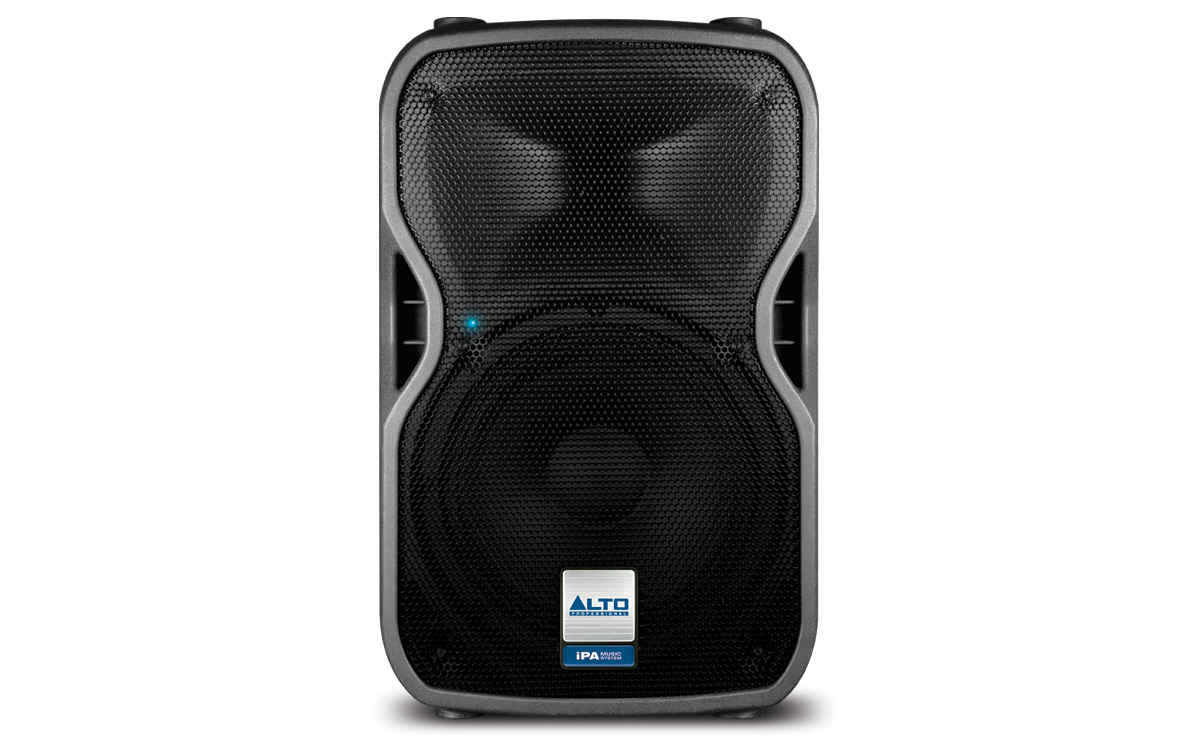 alto professional legacy p a systems series ipa music system. Black Bedroom Furniture Sets. Home Design Ideas