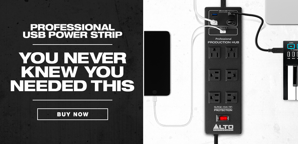Professional USB Power Strip