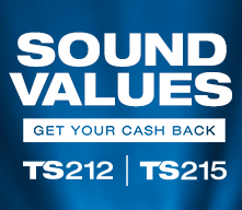 Truesonic 2 Series Rebate