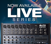 Now available -live series