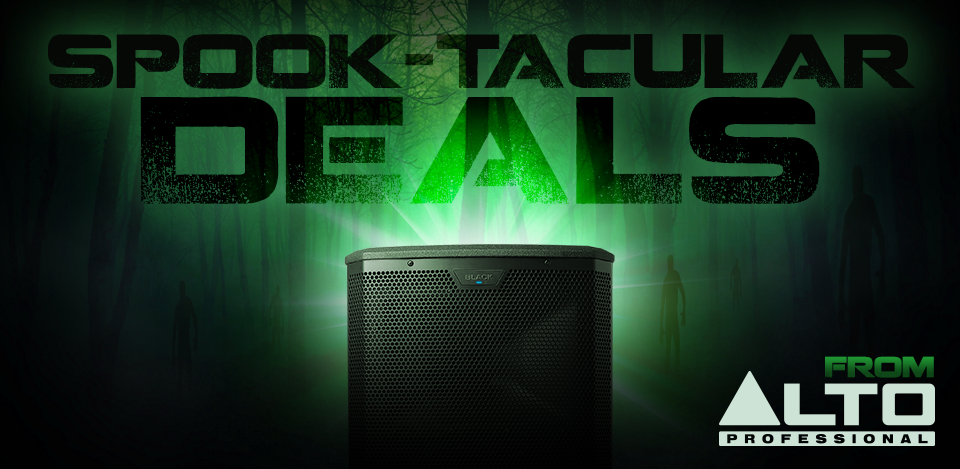 Spook-tacular Deals