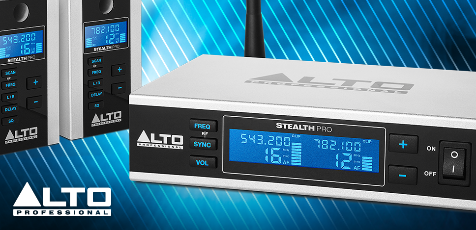 Stealth Wireless Pro